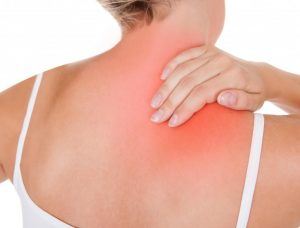 Osteopathy for upper back pain