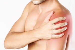 Osteopath for shoulder pain