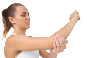 Osteopathy for elbow pain