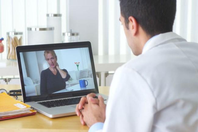 Remote online Osteopath